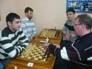 Гараков- Ластин, Савченко- Еращенков