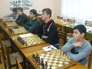УТС - январь 2012 года, подготовка юных дарований СК к предстоящему ЧР 2012
