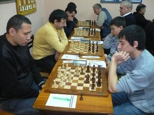 Открытый рейтинговый турнир ''Kislovodsk 2012''