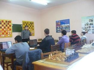 Лекцию читает Салим Ойратович Фазульянов