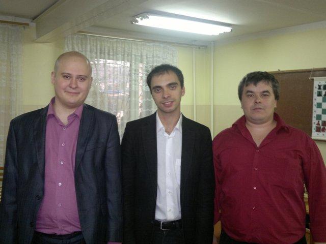 Д. Скорченко, А. Рязанцев, С. Фазульянов