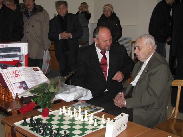 Самуилу Марковичу Жуховицкому -95 лет!