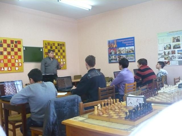 Лекцию читает Фазульянов Салим Ойратович