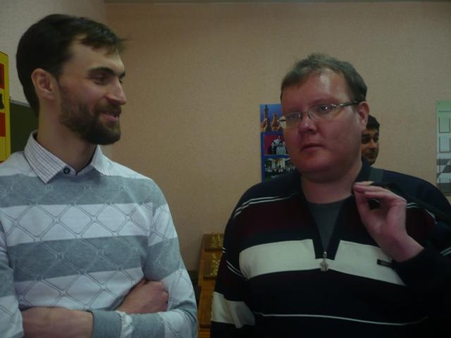 Гранды обсуждают предстоящий турнир в Москве