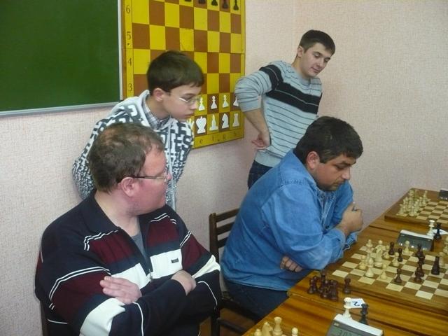 Заинтересованное наблюдение запартией  Д. Рожко-  Б.Савченко