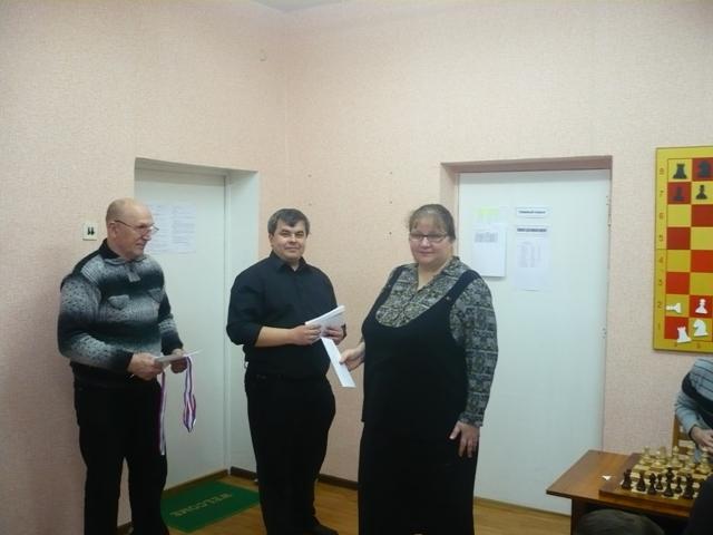 WFM Мария Рожко показала хорошую игру