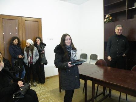 Софио Гветадзе- победитель турнира