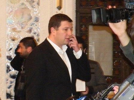 Мэр города Тбилиси Гиги Угулава