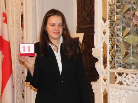 Анна Затонских