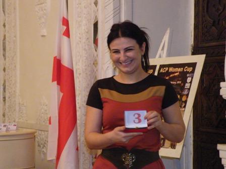 Зейнаб Мамедьярова