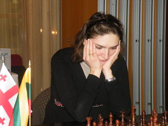 Нана Дзагнидзе