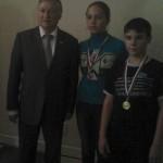 А.Е. Карпов, У. Бочарова, Д. Лыскович