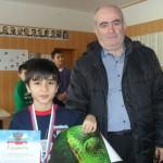 2 место - Яганов Алихан