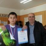 3 место - Тхамоков Амир