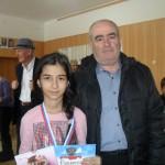 3 место - Яганова Лианна