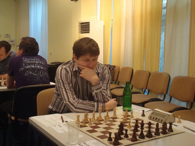 МГ Дмитрий Кряквин