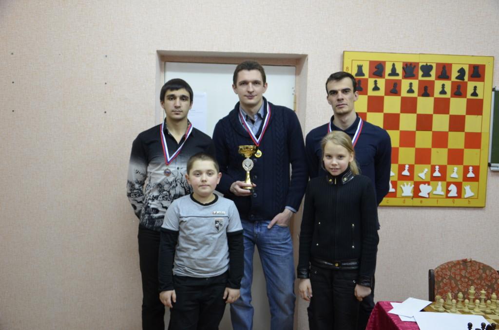 """Призеры """"Кисловодск-2013"""""""
