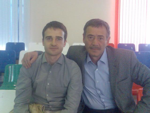 Грозный 2012 на турнире с дядей Гуржи