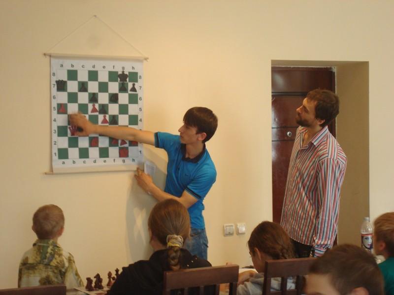 Хасбулат Абдурзуков первый выполнил задание лектора
