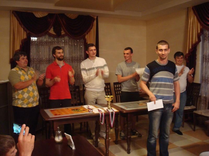 Андрей Савченко - 7 место