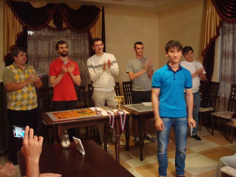 Хасбулат Абдурзуков - 6 место
