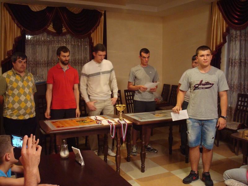 Николай Водолаженко - 5 место