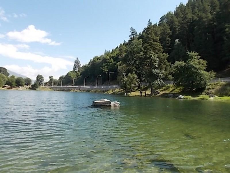 Озеро Кара - Кель в Теберде
