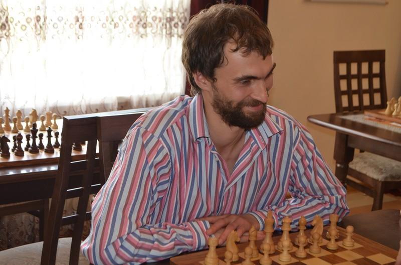 Борис Савченко - победитель 4th blitz tournament «Кavkaz-Сhess 2013»