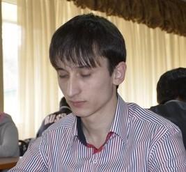 Абдурзуков Хасбулат, ЧР, участник 1 сессии