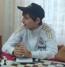 Бимиев Ахмад, ЧР, участник 1 сессии
