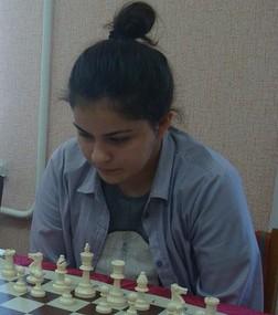 Шахмурзова Фатима, КБР, участница 1 сессии