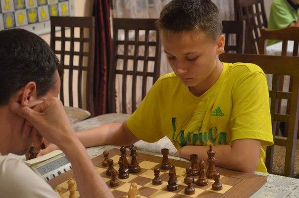 Бубнов Кирилл из Санкт-Петербурга в классическом турнире был в шаге от победы- итог второе место