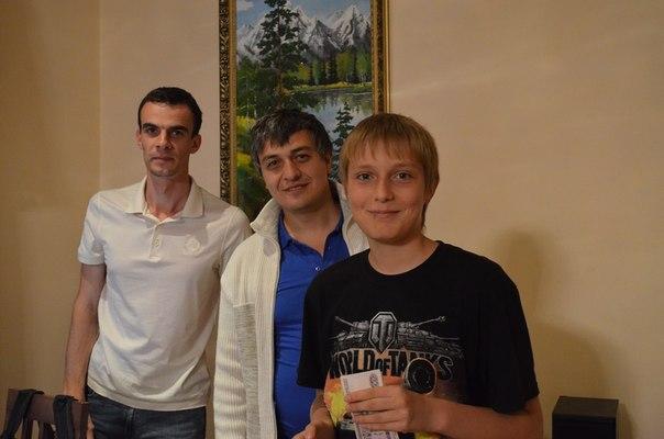 Харченко Сергей удивил всех своей игрой! Так держать!