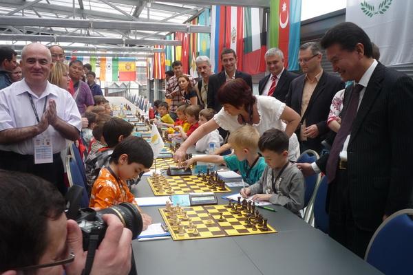 Краков-2011 (Кармов, Илюмжинов, А. Яганов)