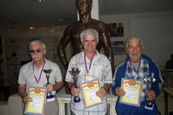 победитель и призеры по классике