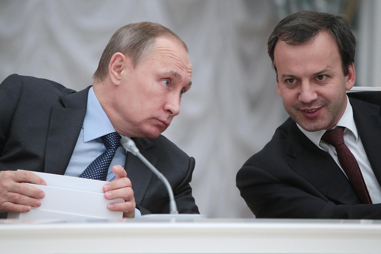 President Putin hosts government meeting on sports